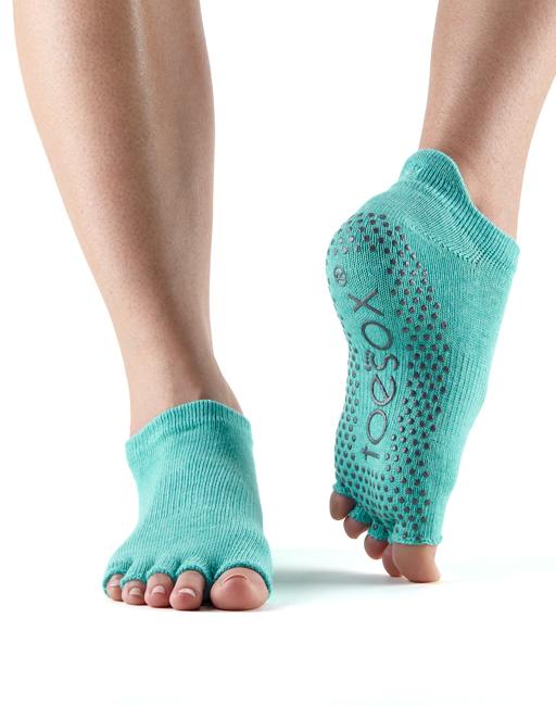 Toesox prstové ponožky na jogu