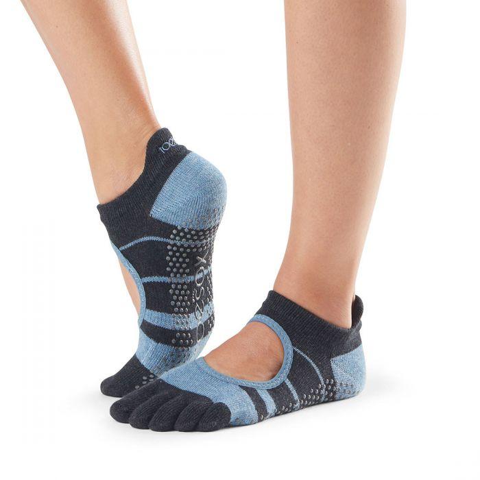 Prstové ponožky Toesox na jógu  381132af70