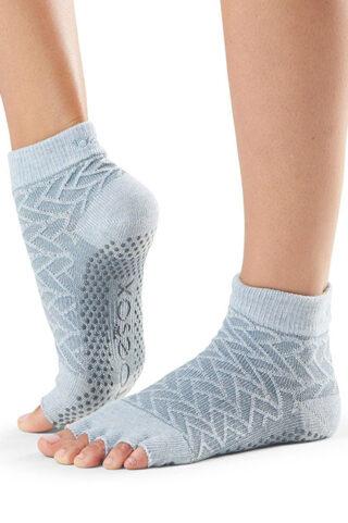 Toesox ponožky na cvičení