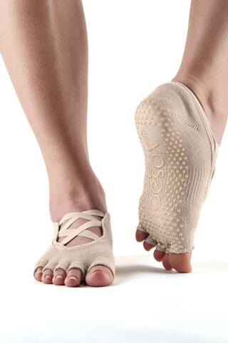 toesox ponozky na cviceni