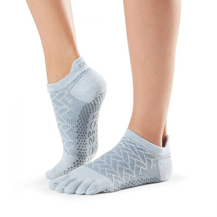 Toesox prstové ponožky na jógu a pilates  db1bb042a3