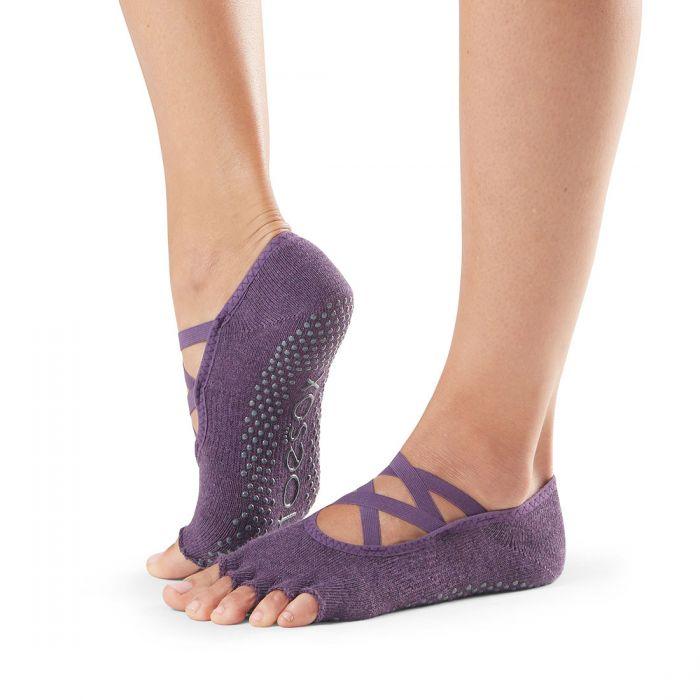 bezprsté ponožky na jógu