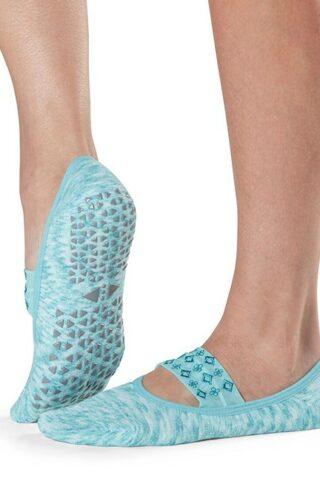 protiskluzová ponožky na jogu
