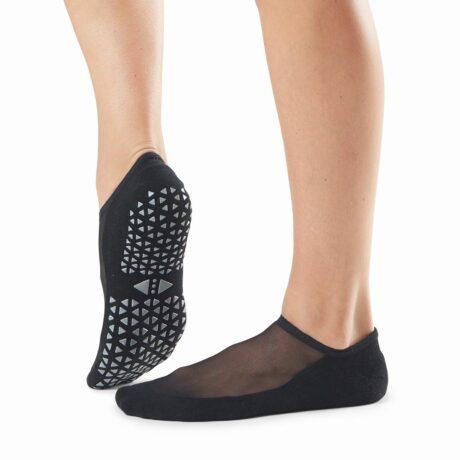 Protiskluzové ponožky na cvičení